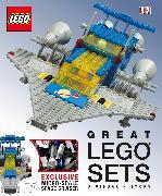 Cover-Bild zu Great LEGO® Sets. A Visual History von Lipkowitz, Daniel