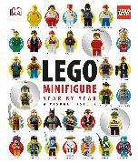 Cover-Bild zu LEGO® Minifigure Year by Year A Visual History von DK