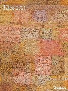Cover-Bild zu Klee 2021 - Kunst-Kalender - Poster-Kalender - 48x64 von Klee, Paul