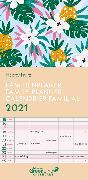 Cover-Bild zu GreenLine Happy Fruits 2021 Familienplaner - Familien-Kalender - Wandkalender - 22x45 von teNeues Calendars & Stationery GmbH & Co. KG