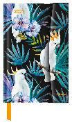Cover-Bild zu Jungle 2021 - Diary - Buchkalender - Taschenkalender - 10x15 von teNeues Calendars