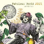 Cover-Bild zu GreenLine Fabulous World of PABUKU 2021 - Wand-Kalender - Broschüren-Kalender - 30x30 - 30x60 geöffnet von teNeues Calendars