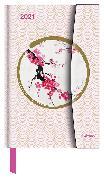 Cover-Bild zu Japanese Papers 2021 - Diary - Buchkalender - Taschenkalender - Kunstkalender - 10x15 von teNeues Calendars