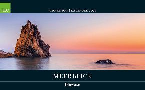 Cover-Bild zu GEO SAISON: Meerblick 2021 - Wand-Kalender - Reise-Kalender - Poster-Kalender - 58x36 von teNeues Calendars