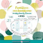 Cover-Bild zu Familien Wochenkalender Dots 2021 - Familien-Timer - Termin-Planer - Kinder-Kalender - Familien-Kalender - 30,5x30,5 von teNeues Calendars