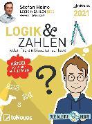 Cover-Bild zu Stefan Heine Logik & Zahlen 2021 - Tagesabreißkalender - 11,8x15,9 - Logikkalender - Rätselkalender - Knobelkalender von Heine, Stefan