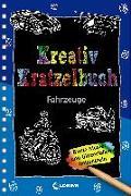 Cover-Bild zu Kreativ-Kratzelbuch: Fahrzeuge von Loewe Kratzel-Welt (Hrsg.)