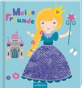 Cover-Bild zu Meine Freunde - Prinzessin (mit Wendepailletten)