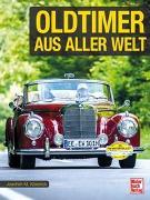 Cover-Bild zu Köstnick, Joachim M.: Oldtimer aus aller Welt