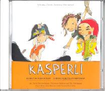 Cover-Bild zu Jansen, Andrea: Kasperli - Es hät en Dieb im Zoo / D Insle vom Pirat Ohnibart