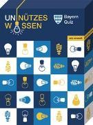 Cover-Bild zu Wilkes, Johannes: Unnützes Wissen Bayern - Das Quiz