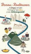 Cover-Bild zu Wilkes, Johannes: Donau-Radtouren