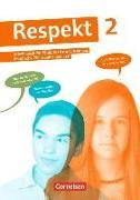 Cover-Bild zu Respekt 2. Arbeitsbuch für Ethik, Werte und Normen und Praktische Philosopie von Brüning, Barbara
