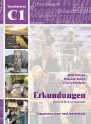 Cover-Bild zu Erkundungen C1. Integriertes Kurs- und Arbeitsbuch von Buscha, Anne