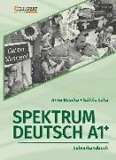 Cover-Bild zu Spektrum Deutsch A1+. Lehrerhandbuch