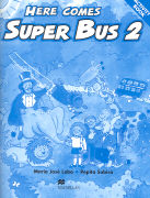 Cover-Bild zu Level 2: Activity Book - Here Comes Super Bus