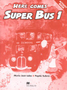 Cover-Bild zu Level 1: Activity Book - Here Comes Super Bus