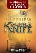 Cover-Bild zu The Subtle Knife: His Dark Materials von Pullman, Philip