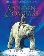 Cover-Bild zu His Dark Materials: The Golden Compass Illustrated Edition von Pullman, Philip