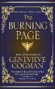 Cover-Bild zu Cogman, Genevieve: BURNING PAGE -LP