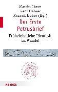 Cover-Bild zu Der Erste Petrusbrief (eBook) von Ebner, Martin (Hrsg.)