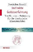 Cover-Bild zu Indirekte Gotteserfahrung (eBook) von Kraschl, Dominikus