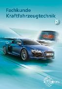 Cover-Bild zu Fachkunde Kraftfahrzeugtechnik von Fischer, Richard
