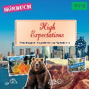Cover-Bild zu PONS Hörbuch Englisch: High Expectations (Audio Download) von Heptinstall, Simon