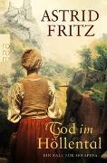 Cover-Bild zu Tod im Höllental von Fritz, Astrid