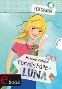 Cover-Bild zu Ullrich, Hortense: Lesegören 1: Für alle Fälle - Luna (eBook)