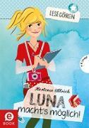 Cover-Bild zu Ullrich, Hortense: Lesegören 2: Luna macht´s möglich! (eBook)