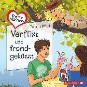 Cover-Bild zu Ullrich, Hortense: Freche Mädchen: Verflixt und fremdgeküsst (Audio Download)