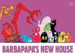 Cover-Bild zu Barbapapa's New House von Tison, Annette