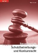 Cover-Bild zu Repetitorium Schuldbetreibungs- und Konkursrecht von Pellascio, Michel