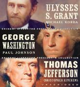 Cover-Bild zu Eminent Lives: The Presidents Collection CD Set von Atlas, James