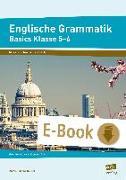 Cover-Bild zu Englische Grammatik - Basics Klasse 5-6 (eBook) von Ruberg-Neuser, Anette
