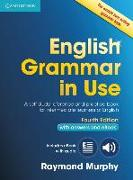 Cover-Bild zu English Grammar in Use Book with Answers and eBook von Murphy, Raymond