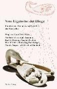 Cover-Bild zu Vom Eigensinn der Dinge von Assmann, Jan