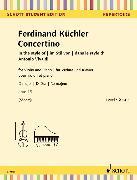 Cover-Bild zu Concertino D-Dur von Küchler, Ferdinand (Komponist)