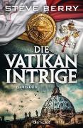 Cover-Bild zu Die Vatikan-Intrige (eBook) von Berry, Steve