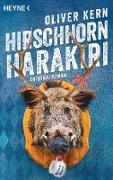 Cover-Bild zu Hirschhornharakiri (eBook) von Kern, Oliver
