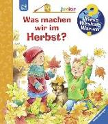 Cover-Bild zu Was machen wir im Herbst? von Erne, Andrea