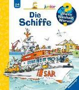 Cover-Bild zu Die Schiffe von Erne, Andrea