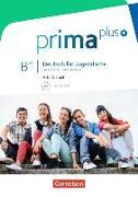 Cover-Bild zu prima plus B1. Gesamtband. Arbeitsbuch mit CD-ROM von Rohrmann, Lutz