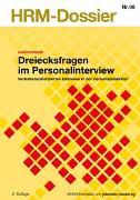 Cover-Bild zu Dreiecksfragen im Personalinterview von Studer, Jürg
