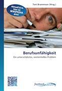 Cover-Bild zu Berufsunfähigkeit von Brammson, Toni (Hrsg.)
