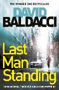 Cover-Bild zu Last Man Standing von Baldacci, David