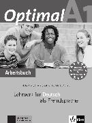 Cover-Bild zu Optimal A1. Arbeitsbuch - Optimal