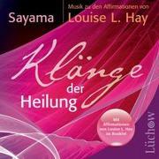 Cover-Bild zu Klänge der Heilung von Sayama