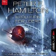 Cover-Bild zu Hamilton, Peter F.: Evolution der Leere, Teil 1 - Das dunkle Universum, Band 4 (Ungekürzt) (Audio Download)